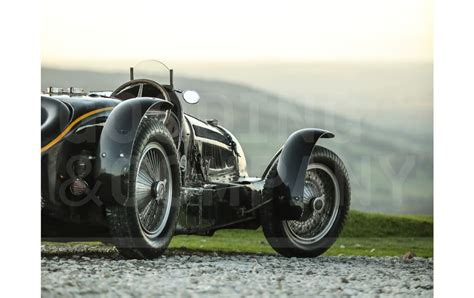 The bugatti type 35 as you have never seen it before! Bugatti Type 59 Sports 1934 - UK - Giełda klasyków