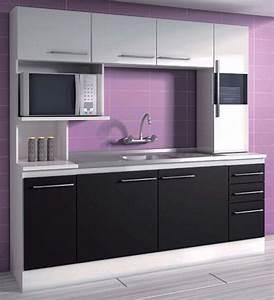 Mueble, Alacena, Cocina, Compacta, C, Mesada, Incluida