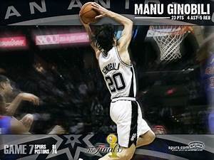 Manu Ginobili NBA Wallpaper – GDP is the Foundation of ...
