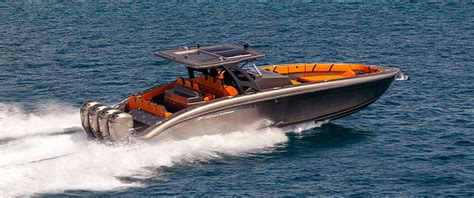 Best Center Console Boats by If You Had A Million Bucks Would You Buy This Custom 53