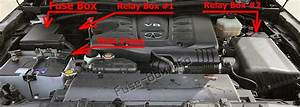 Fuse Box Diagram Infiniti Qx56    Qx80  Z62  2010