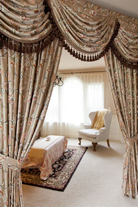 curtains and draperies fleurs rococo swag valances curtain draperies
