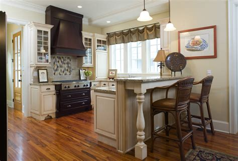 eastover cottage traditional kitchen charleston