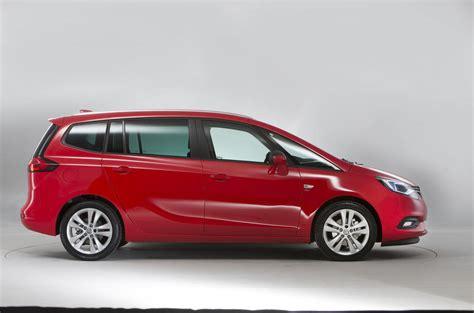 vauxhall zafira 2016 2016 vauxhall zafira tourer new pictures autocar
