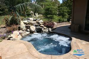 Backyard Design Idea Inground Pool Home Design Decorating Idea Find Out The Right Swimming Pool Designs