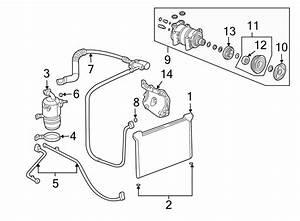 Gmc Yukon A  C Compressor Clutch Coil