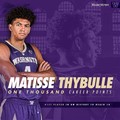 We would like to show you a description here but the site won't allow us. UW Men's Basketball's Matisse surpassing a milestone ...