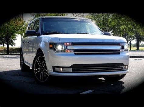 2014 Ford Flex Review by 2014 Ford Flex Limited What S New Review And Walkaround