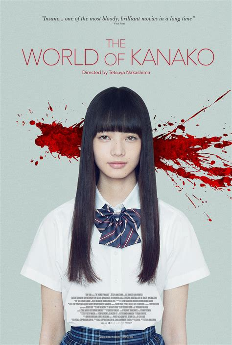 drugs sex  violence run wild   world  kanako