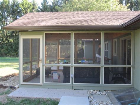 Patio Enclosures Ideas by Closed In Porches Screened Patios Pictures Pinteres