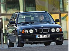 BMW 5 Series Touring E34 1992, 1993, 1994, 1995, 1996