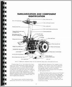 Farmall 544 Tractor Hydrostatic Transmission Service Manual