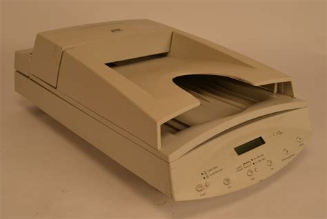 Hp C7710a Scanjet Scanner + Automatic Document Feeder
