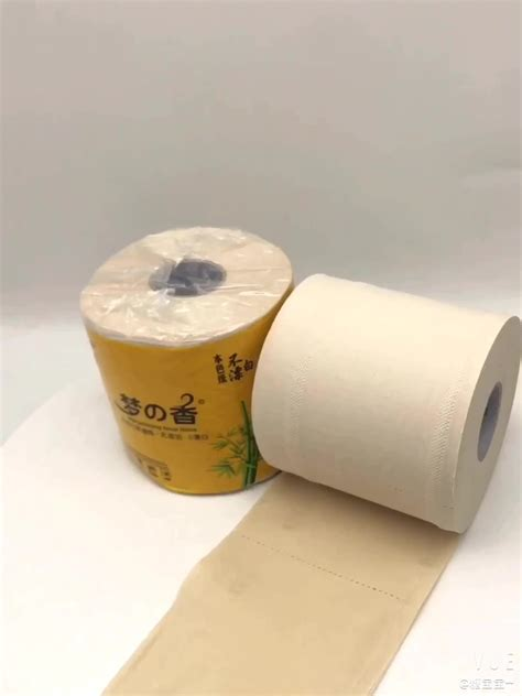 bamboo toilet paper embossing toilet tissue paper super