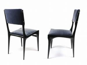 Chaise Velours Design : chaise velours ~ Teatrodelosmanantiales.com Idées de Décoration