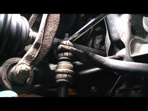 Honda Accord Sway Bar Bushings Replacement Youtube