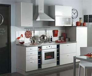 Cuisine Moderne Pas Cher : cuisines conforama 2013 le catalogue 20 photos ~ Melissatoandfro.com Idées de Décoration