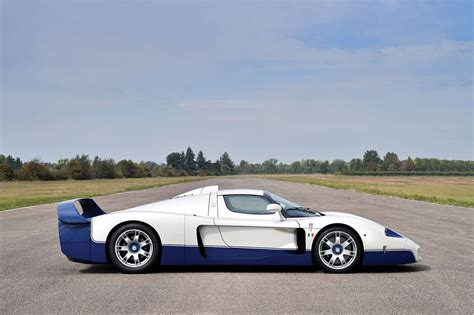 Stunning Maserati Mc12 Bound For Auction Without Reserve