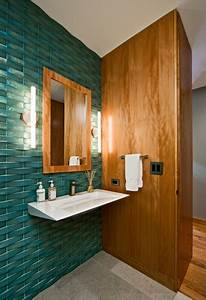 Organic Modern - Modern - Bathroom - minneapolis - by