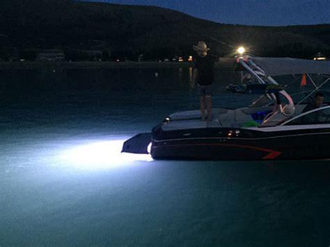 Mastercraft Boat Led Lights by Mastercraft Nxt With Liquid Lumens White Underwater Lights