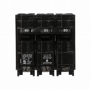 Siemens 80 Amp 3