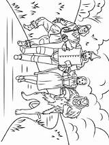 Wizard Oz Coloring Pages Printable Dorothy Adults Wizards Emerald Getcolorings Template Cartoon Waverly Recommended Cartoons Monkey Getdrawings Colorings Toto Sponsored sketch template