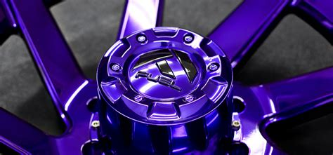 fuel renegade  candy purple fuel  road wheels