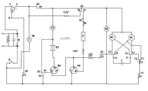 solucionado diagrama electrico programador copreci l20f4218 fagor yoreparo