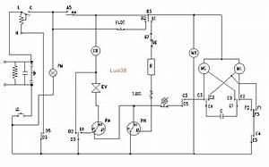 Solucionado  Diagrama Electrico Programador Copreci L20f4218 Fagor