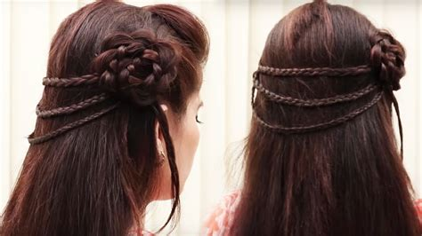 party hair style   young girls girls hair style