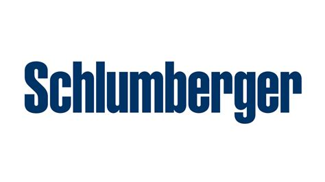 Schlumberger logo | Oil and gas logo