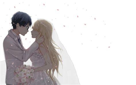 Anime Wedding Wallpaper - anime wedding hd wallpaper m9themes