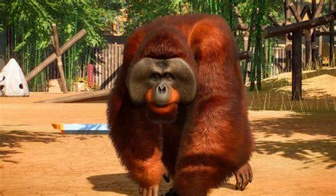 zoo planet animals orangutan list bornean gameplay dlc game simulation gorilla august fandom beta tierpark gestartet steam ist release developments