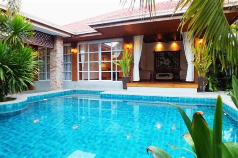 Bann Jomtien 4 Bedroom Bungalow With Private Pool 1km
