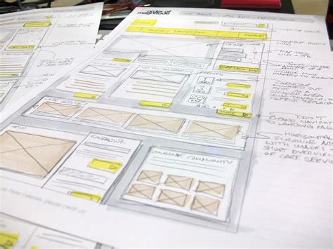 design utilities wireframing template