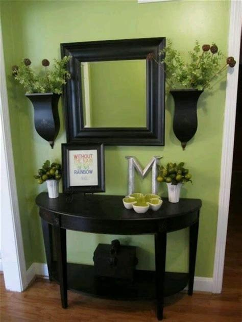 How To Make An Entryway Table by 10 Diy Entryway Decor And Storage Ideas Diy To Make