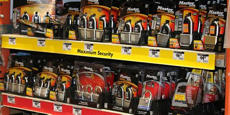 How To Avoid Choosing The Wrong Lock At Home Depot