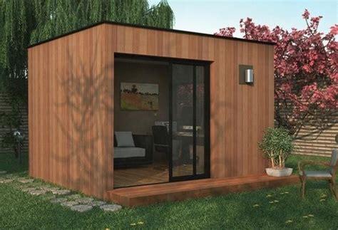 bureau de jardin en kit toutes les solutions pour agrandir la maison habitatpresto