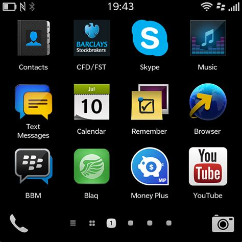 what are the top apps on your blackberry q10 z10 homescreen page 3 blackberry forums at