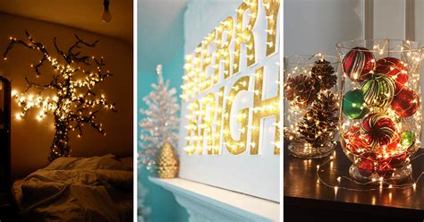 home decoration with lights 50 trendy and beautiful diy lights decoration
