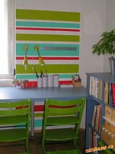 Jak si sama vymalovat pokoj