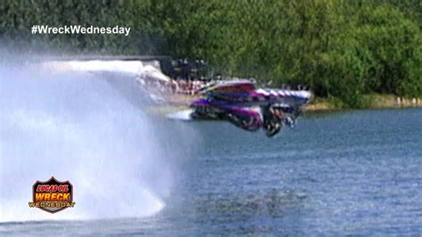 Drag Boat Racing Start by Drag Boat Crashes