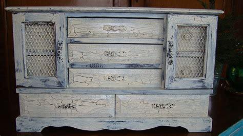 ikea table cuisine haute meuble repeint avec peinture effet craquelé déco