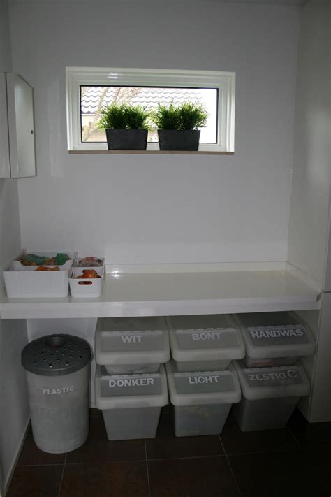 how to organize kitchen cabinets met dank aan ikea voor de wasmanden onze superpraktische 8768