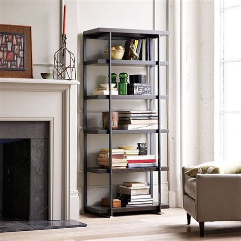 Flatbar Bookcase  Modern  Bookcases  By West Elm
