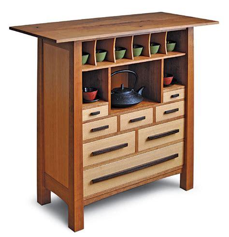 tea cabinet finewoodworking