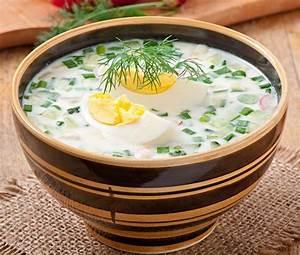 Kühlschrank Für Kalte Räume : kalte kefir suppe okroschka rezept ~ Michelbontemps.com Haus und Dekorationen