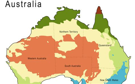 2409x2165 / 1,35 mb go to map. Australia Physical Map - Free Printable Maps