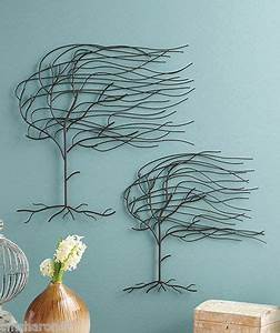 25 best ideas about metal wall art on pinterest metal With willow tree wall decal ideas