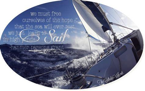 Sail Meme - humble handmaid september 2013
